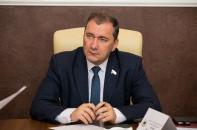 Д.Белик: «В зоне оползня на Северной стороне будет введен режим повышенной опасности»