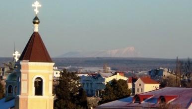 Удача местного фотографа: редкий и одновременно ставший уже историческим кадр Севастополя…