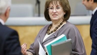 В России собирают деньги для депутата Госдумы, которой не хватает зарплаты в 380 тысяч
