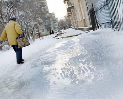 Осторожно — гололед! Успеют ли подготовиться севастопольские коммунальщики?