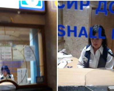 Ждущая Путина сотрудница киевского вокзала вызвала истерику на Украине