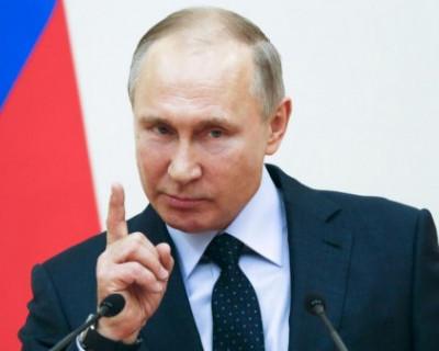 Владимир Путин разрешил  репостить неправильные картинки, но только раз в год