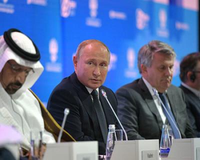 Путин рассказал о проституции и шпионах