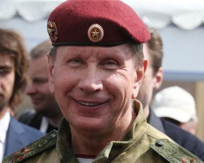 Видео, как глава Росгвардии лично предотвратил взрыв в центре Москвы