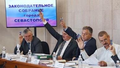 Губернатор Севастополя намерен наложить вето на «политическое шоу»