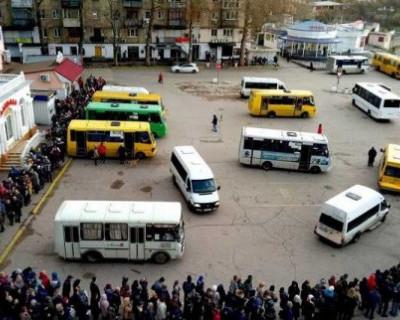 В Севастополе ломают систему!
