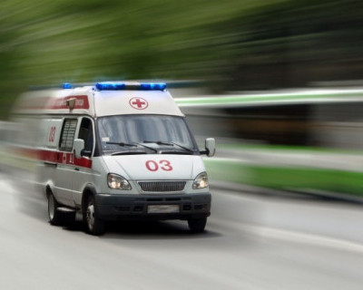 В Крыму автомобиль сбил ребенка, малыша подкинуло вверх