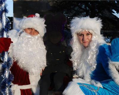 Севастопольские Деды отМорозы