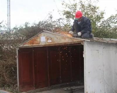 До 1 ноября в Севастополе снесут 900 гаражей