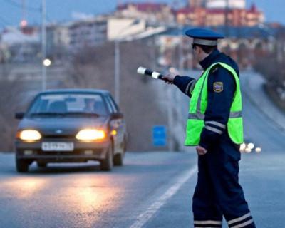 В Крыму выписывают штрафы за украинские номера автомобилей