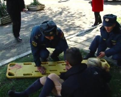 «Увидел людей без рук, без ног»,  – очевидец о взрывах в Керчи (ВИДЕО)