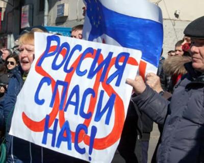 Жизнь русскоговорящих жителей Украины превращается в ад!