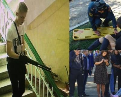 Стало известно, сколько денег потратил Росляков на подготовку массового убийства в Керчи
