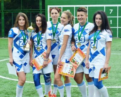 Девушки из «Севастопольских титанов» подвинули мужчин на второе место