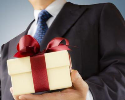 Какие подарки могут принимать представители власти в России?