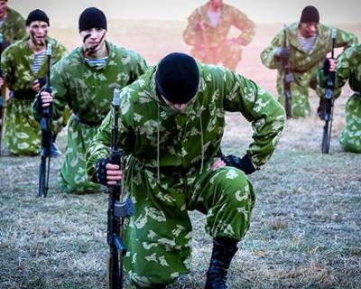 Американец рассказал о службе в морской пехоте России