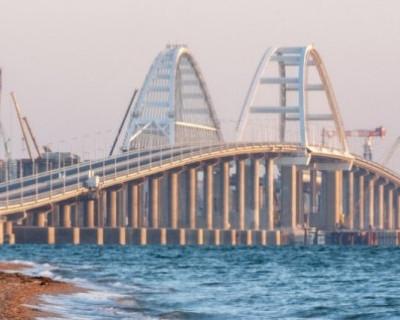 У Крымского моста нашли бомбу