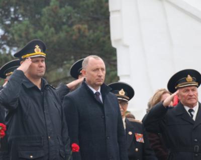 В Севастополе перезахоронили останки освободителей города-героя