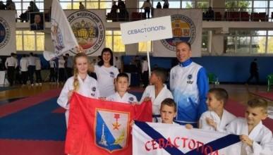 Юные спортсмены Севастополя не жалели соперников