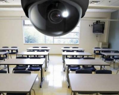 В некоторых школах Севастополя камеры видеонаблюдения показывают «тёмную ночь», аварийные выходы заперты
