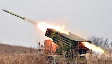 Украина начала ракетные стрельбы вблизи западного побережья Крыма