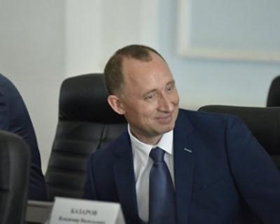 Базаров стал «заслуженным работником ЖКХ Севастополя»