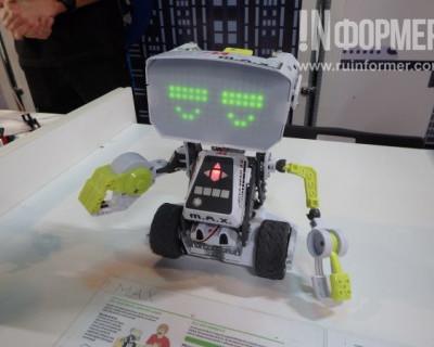 «Робополис» в Севастополе: управляемые силой мысли предметы и 50 роботов со всего мира