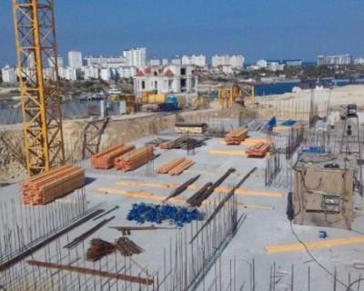 В Севастополе динамично развивается строительство
