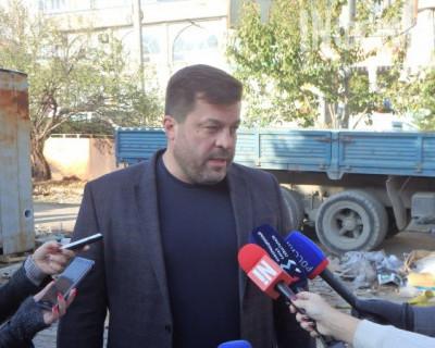 В Севастополе после сноса «Сталинградского рынка» возьмутся за парковку на «Апельсине»