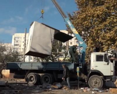 Теплотрасса вместо рынка: в Севастополе приступили к масштабным работам