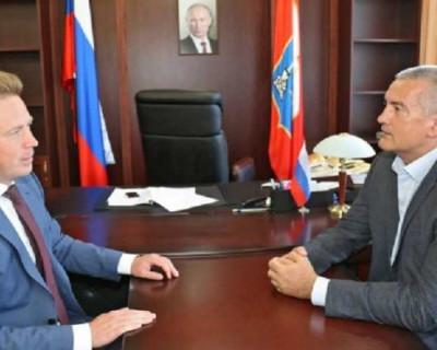 Дмитрий Овсянников и Сергей Аксенов стали тесно дружить