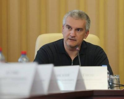 Сергей Аксёнов собирается избавить крымчан от очередей и трудностей