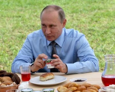 Режим дня Владимира Путина: один день из жизни президента