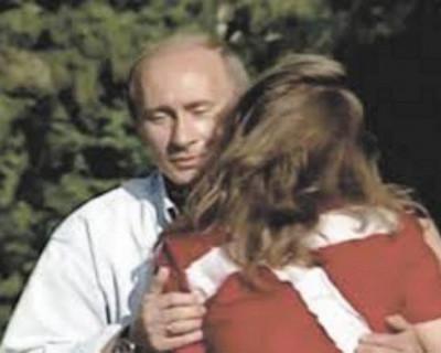 Поцеловавшая Путина россиянка вошла в рейтинг успешных бизнесменов США