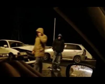Крымский мост парализовало? (ВИДЕО)