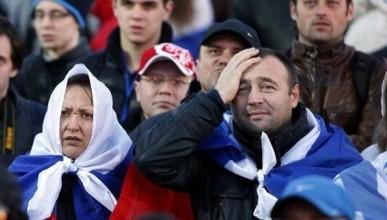 Россияне стали трезво оценивать происходящие в стране события и хуже себя чувствуют