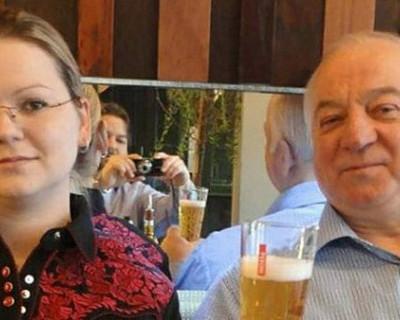 Сергея Скрипаля и его дочь Юлию заметили на Крымском мосту?
