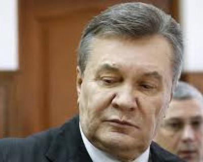 Виктор Янукович поступил в больницу в обездвиженном состоянии