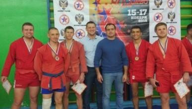 Спортсмены Севастополя показали высокий уровень подготовки