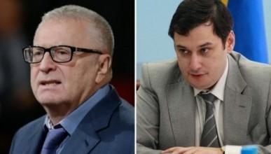 Депутат Госдумы Хинштейн подаст в суд на Жириновского