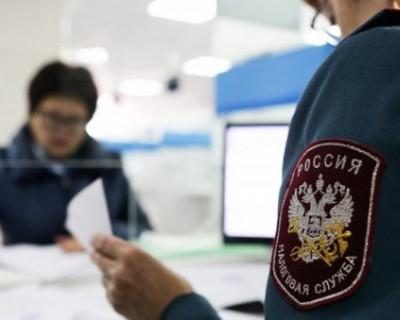 Более двух тысяч севастопольцев обратились в налоговую