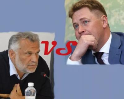 Рейтинги Чалого и Овсянникова