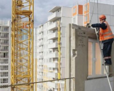 В Севастополе выросли объемы строительных работ