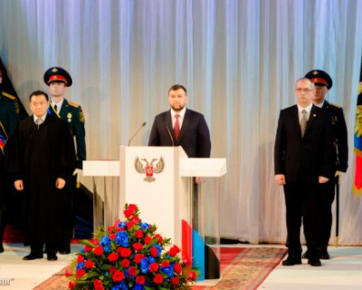 Хирург оригинально поздравил Пушилина со вступлением на пост главы ДНР