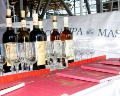 Крымскую «Массандру» признали лучшей на международном конкурсе вин
