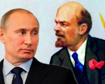 У Владимира Путина есть генеалогическая связь с Лениным