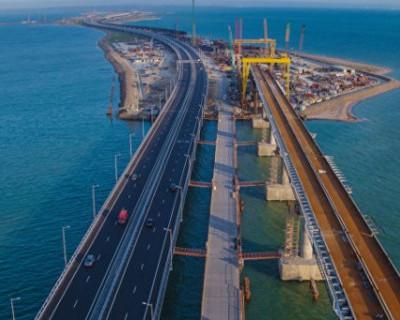Железнодорожную трассу к Крымскому мосту скорректируют