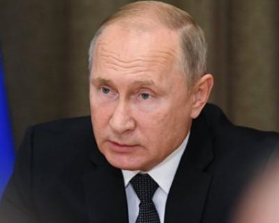 Завтра Путин прибудет в Крым