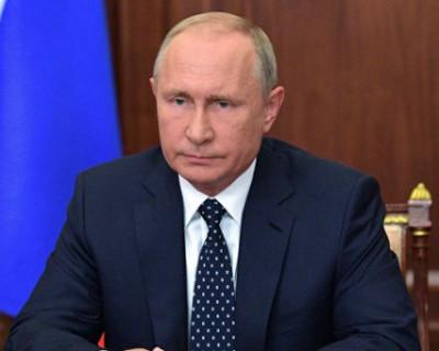 Путин в Крыму, Овсянников тоже на месте!