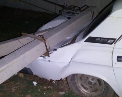 Блокбастер в Севастополе: стрельба и перевернутые авто (ФОТО)
